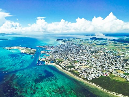 石垣島の景色